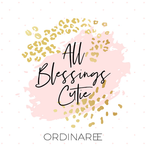 Blessings E-Gift Card