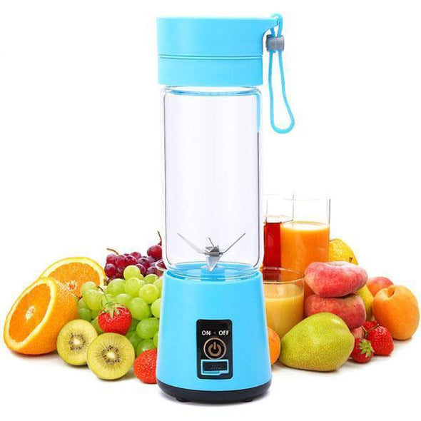 Portable Juice Cup Blender Bottle