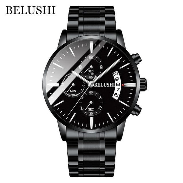 Fashion Quartz Chronograph Sport Men Watches