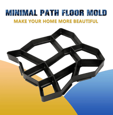 Mintiml Path floor mould