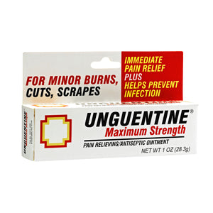==ON SALE==$5.00      Unguentine Ointment-Maximum Strength   EXP 7/21