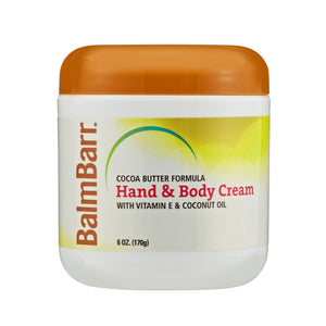 BalmBarr Hand & Body Cream