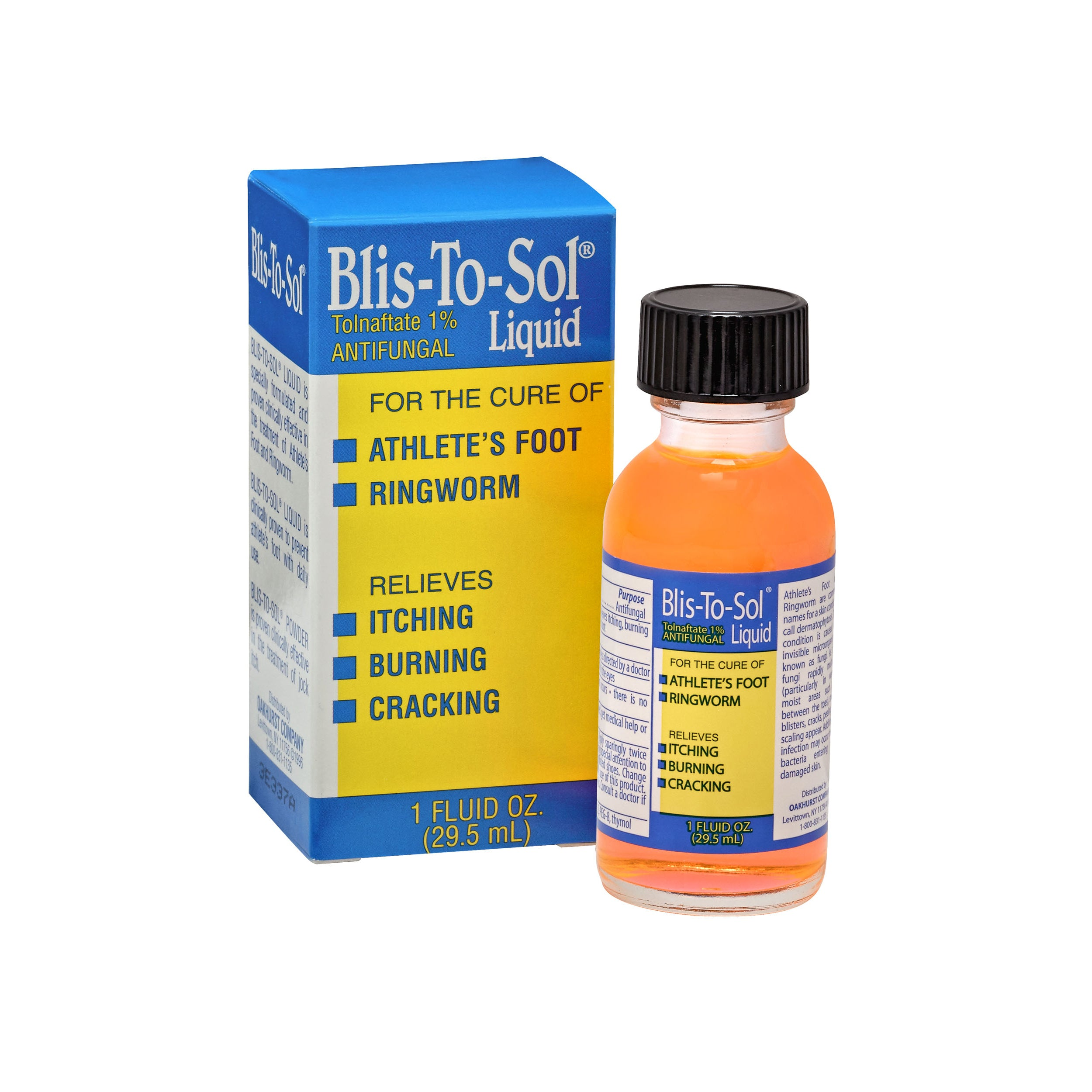 Blis-To-Sol Liquid and Powder