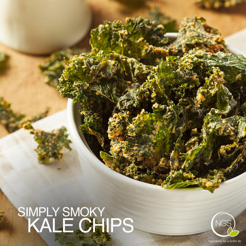 SIMPLY SMOKY KALE CHIPS