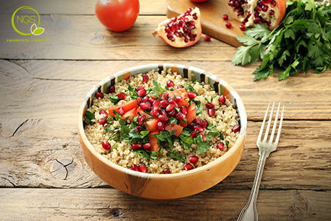 Ramadan Healthy Recipe: Bulgur & Lentils