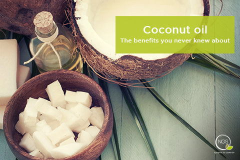 Coconut oil: The benefits you never knew about!
