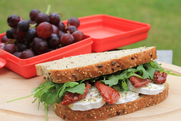 Goat Cheese & Sun-dried Tomato Multigrain Sandwich
