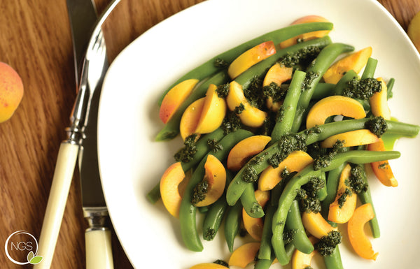 Garlic Asian Green Beans