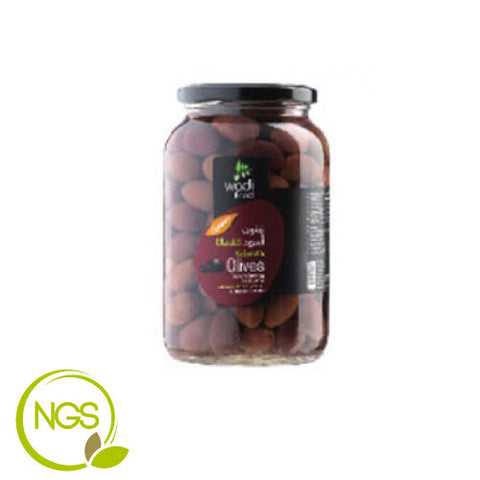 Pickled Kalamata Olives with Pits