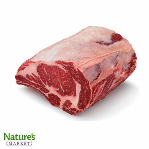 Rib Eye Roast (Chemical Free- Frozen)