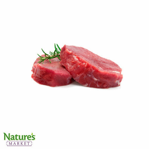 Beef Medallions Steak (Chemical Free- Frozen)