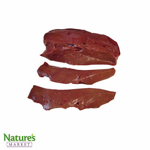 Beef Liver (Chemical Free- Frozen)