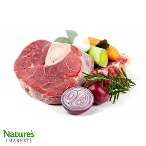 Beef Shanks (Chemical Free- Frozen)