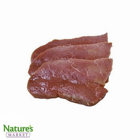 Beef Escalope (Chemical Free- Frozen)