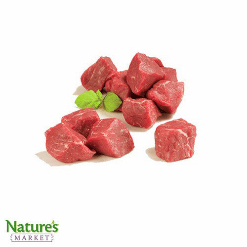 Beef Cubes (Chemical Free- Frozen)