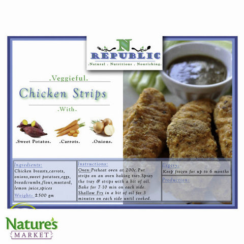 Chicken Strips (Frozen)