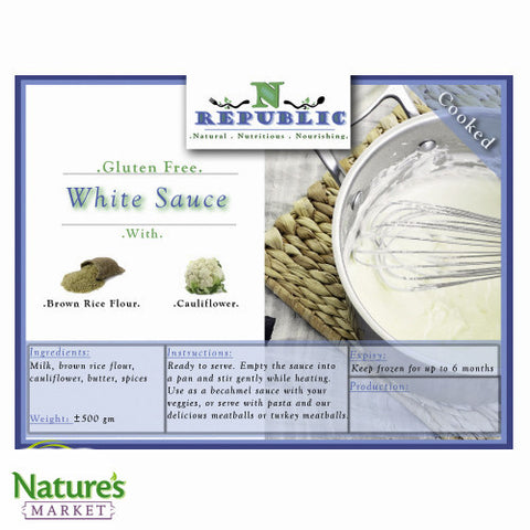 White Sauce (Frozen)