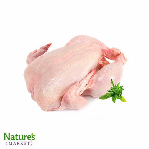 Whole Chicken (Hormone Free- Frozen)