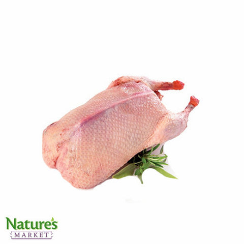 Duck (Chemical Free- Frozen)