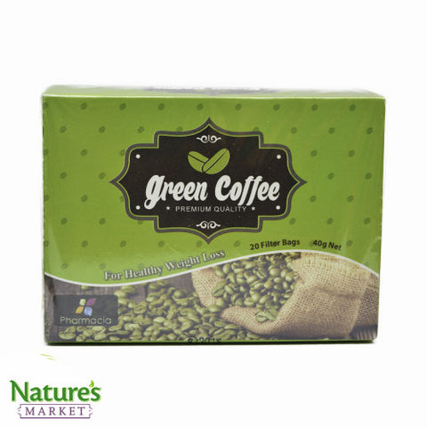 Natural Green Coffee (Weight Loss)