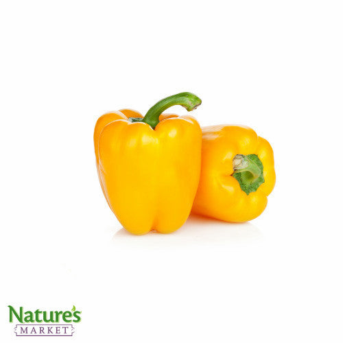 Yellow Bell Pepper (High Grade)