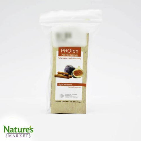 Nutrition Bar with Fig Cinnamon