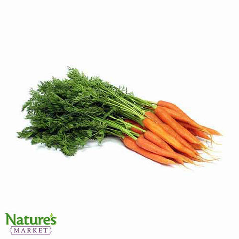 Carrots (Chemical Free)
