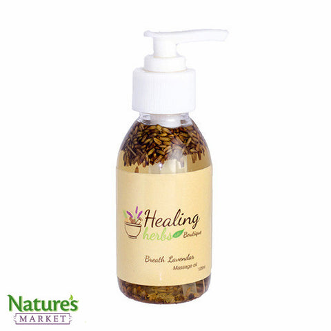 Lavender Body Massage Oil