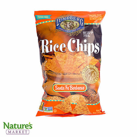 Rice Chips (Santa Fe Barbecue)