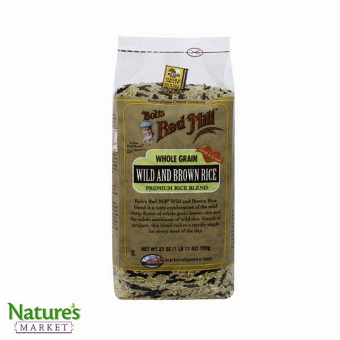 Wild & Brown Rice Mix