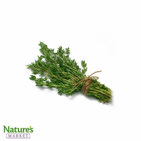 Thyme (Chemical Free)