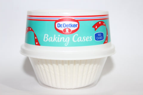 Dr Oetker Cupcake Case - 100 cases