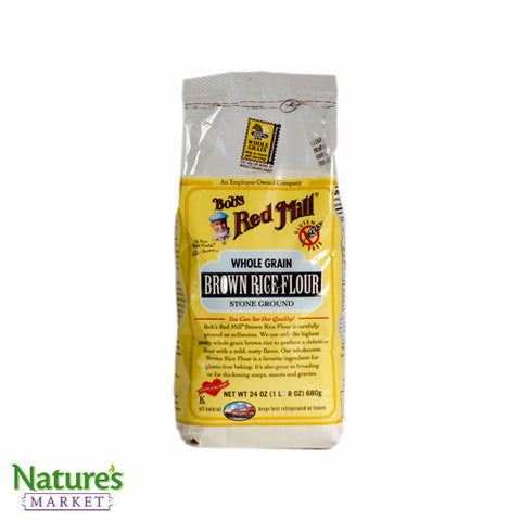 Brown Rice Flour (Gluten Free)
