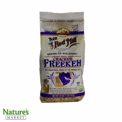 Freekeh (Cracked- Organic)