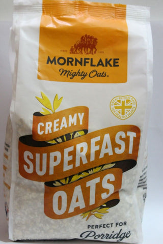 Mornflake Supper Fast Oats 1KG
