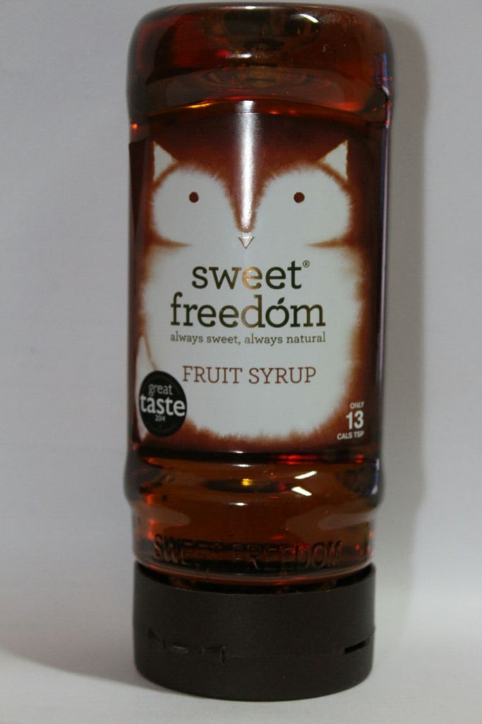 Sweet Freedom Fruit Syrup 350G