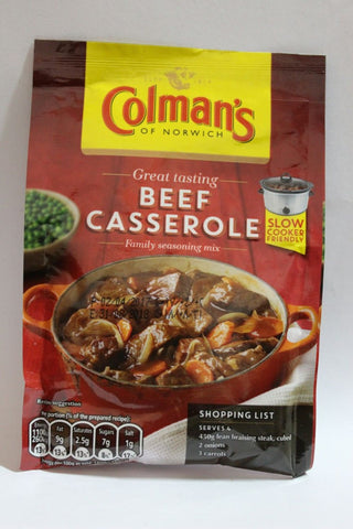 COLMANS CASS MIX FOR BEEF
