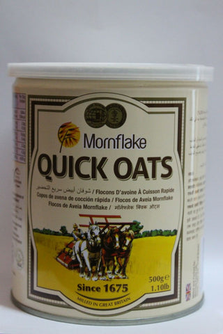 Mornflake Quick Oats in Tin 500G