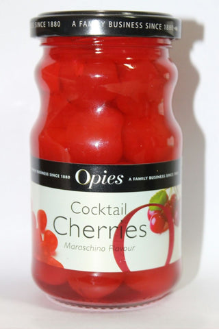 Opies Cocktail Cherries 225G
