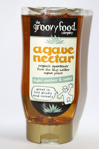 GroovyFoods Agave Nectar Light 250ML