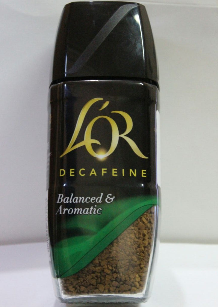 L'OR Decafeine Instant Coffee