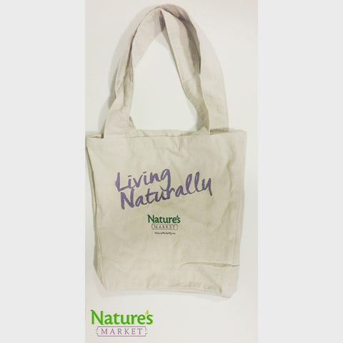 Nature's Market Fabric Bag