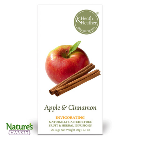 Apple and Cinnamon Herbal Tea (Organic)
