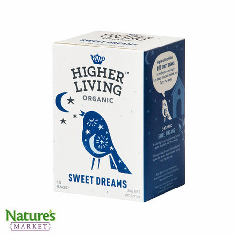 Higher Living Sweet Dreams (Organic)