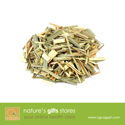 Dried Lemongrass (Safe Agriculture)