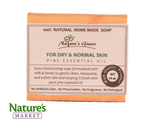 Soap- Dry & Normal Skin (Pine EO)