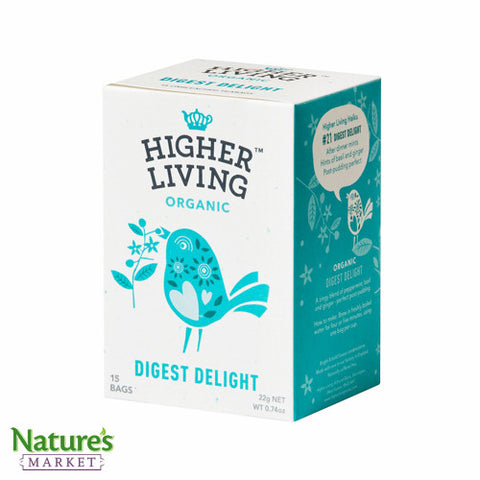 Higher Living Digest Delight (Organic)