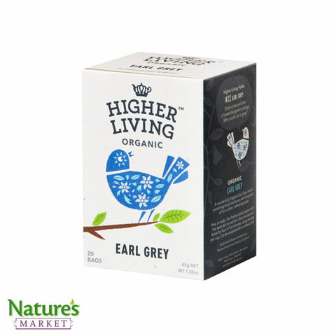 Higher Living Earl Grey (Organic)