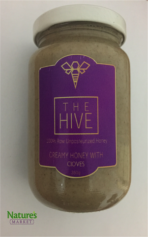Creamy Honey with Cloves-450gm