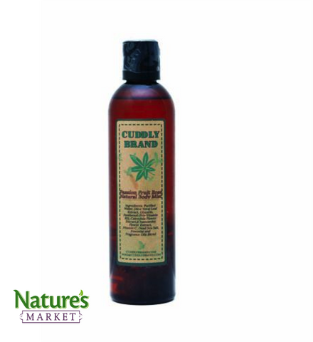 Natural Body & Massage Oil - Passion Fruit Rose